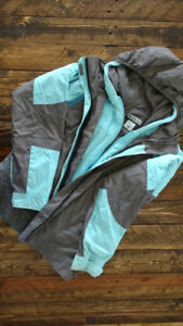 Columbia Weatherproof Winter Jacket (size 18/20 youth)