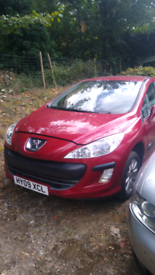 Peugeot 308 2009 breaking for spares full car available