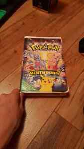 First two pokemon movies on vhs