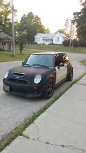 2004 Mini Cooper S - with mods