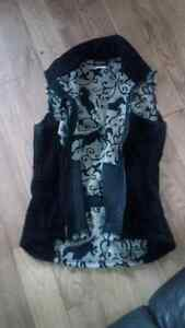 Ladies size L horse riding vest from Kerrits