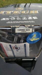 Hockey Shield - Hybrid ITECH 920 Combo (Medium)