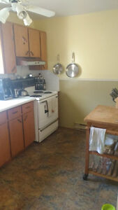 1 bedroom & living space, shared washroom & kitchen Peterborough Peterborough Area image 9