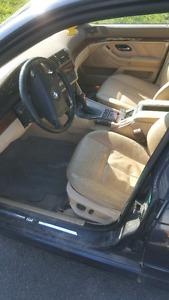 BMW 530I V6 3.0L NEG