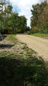 Lake Lot for Sale at Lake Charron - great for cabin or camper