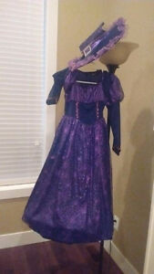 Brand new condition Witch costume for sale kids size 7-8