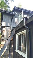 Seamless Eavestrough/Soffit/Fascia/Siding/Capping