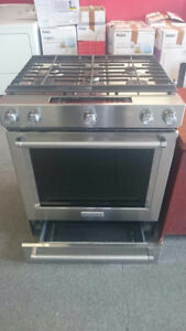 GAS STOVES STAINLESS STEEL GAS STOVES SLIDE IN GAS STOVES