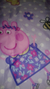 Peppa pig quilts