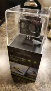 Action pro 1080 ultra HD sports camera Brand new in box