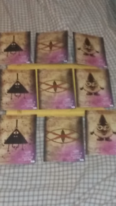 Rare NYCC 2015 Exclusive Gravity Falls Cards