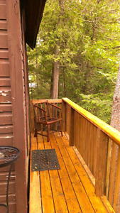 UNIQUE Cottage Experience on the Madawaska River