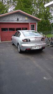 2008 Mazda Mazda3 Berline 91 000km