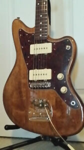 PRICE ADJ, Mint Fender Elvis Costello Jazzmaster, OHSC & Candy