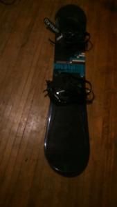 200.OBO Morrow source snowboard 159cm