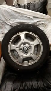 Winter Tires & Rims for Sale