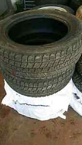 20 inch Winter Tires Bridgestone Blizzaks 275/55R20