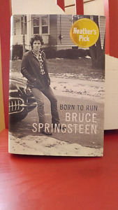 Springsteen Autobiography