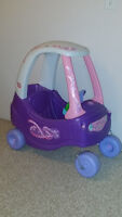 Little Tykes Princess Cozy Coupe