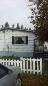 Falkland B.C. Double wide for rent
