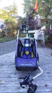 Stroller/bike trailer