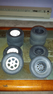 RC Wheel Sets