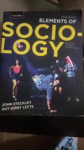 Elements of Sociology Textbook!!