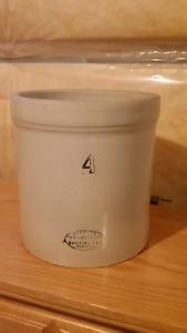 Antique pickling jar for sale
