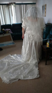 Wedding Gown for plus size!