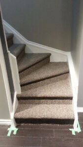 SPECIAL**Carpet Your Basement Stairs in Berber for $265**SPECIAL
