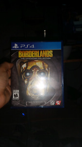 BORDERLAND THE HANDSOME EDITION PS4