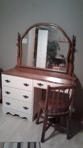 Refinished Desk/Dresser