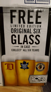Beer glass New York Rangers