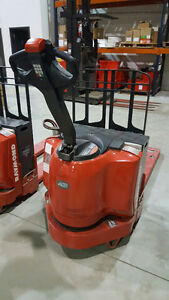 2012 Raymond 8300 Electric Walkie Pallet Jack