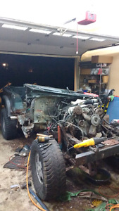 REDUCED - MINT Jeep