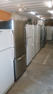 Good reconditioned  used appliances..