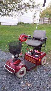 Electric Mobile Scooter