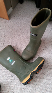 Mens Baffin Steel toe and plate insulated