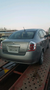 2 2007 Nissan sentras for sale or trade
