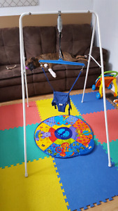 Jolly Jumper & Play Mat