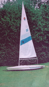 Voilier Mistral 15