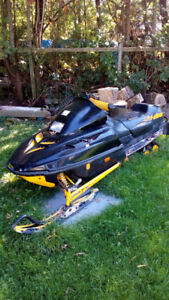 Mxz670 & Indy 500 for sell or atv swap