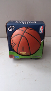 Selling a new basket ball