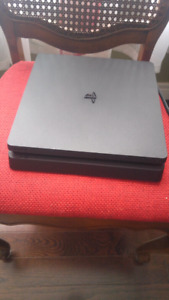 PS4 Slim 1 TB Hard drive 275$