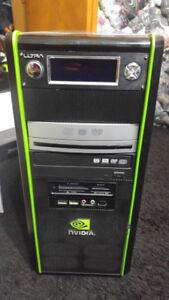 Nvidia computer case