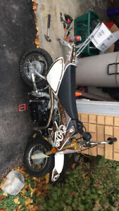 Looking for a CRF50 or XR50 or Z50 Mini trail