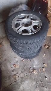 Winter tires 185 65 r14
