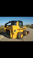 Professional Skidsteer Sevices
