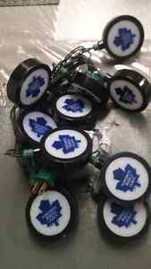 Toronto Maple leafs Christmas light