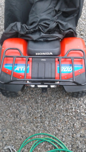 Wanted Rear Rack for Honda 200 TRIKE